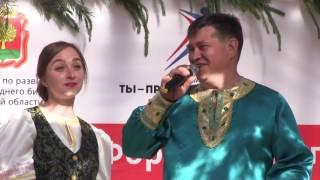 Лизавета — поет Народный ансамбль русской песни Придонье