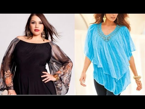 cb5e0a12f PLUS SIZE FASHION - YouTube