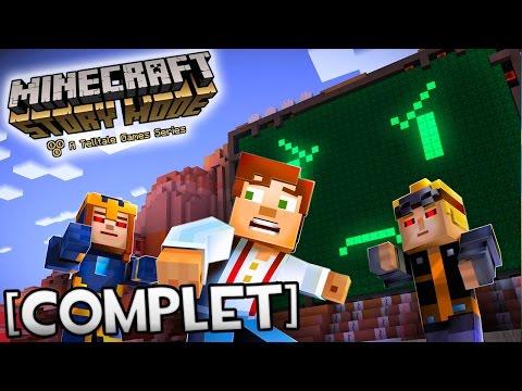ACCÈS REFUSÉ ! | Minecraft Story Mode | Chapitre 7 ! [COMPLET]