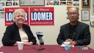 Phỏng vấn bà Penny Loomer, ƯCV thị trưởng TP Westminster (có dịch tiếng Việt)