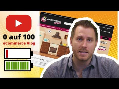 tricoma Vlog 0-100 #5: Pushen und Marketing unserer Onlineshops - Was sind die Pläne?