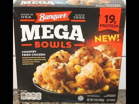 Banquet Mega Bowls: