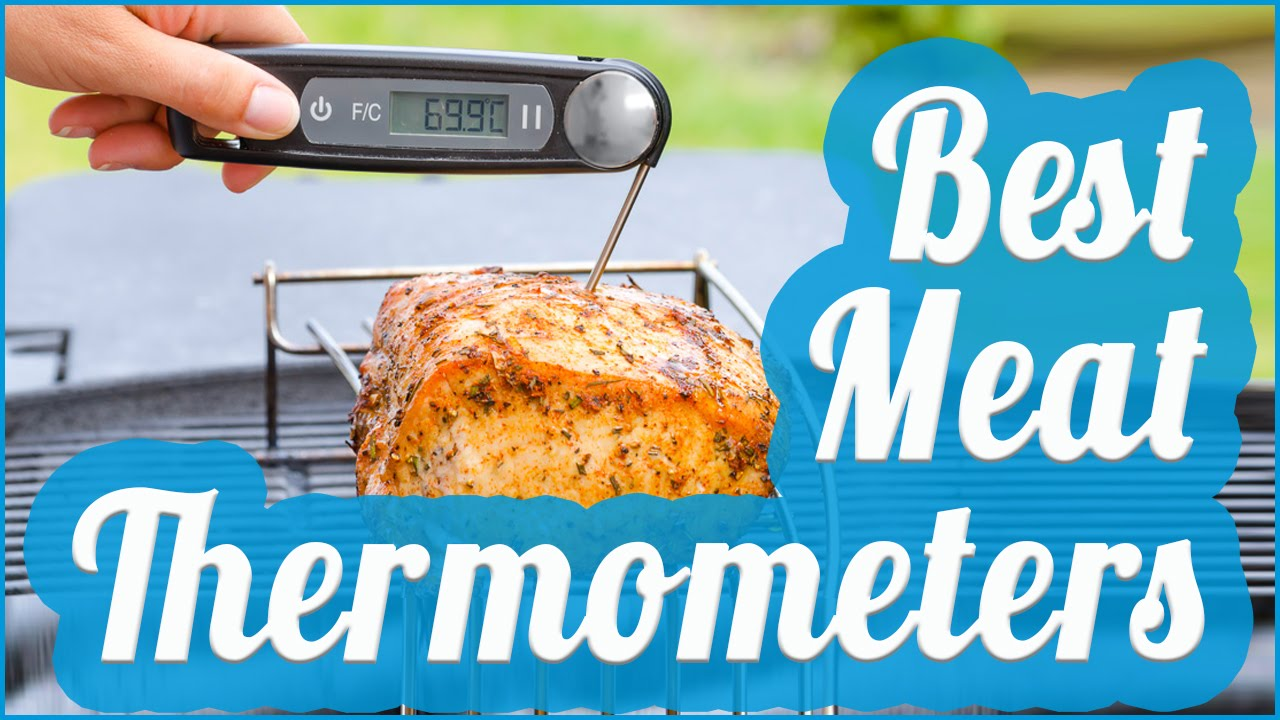 Best Meat Thermometer To Buy In 2017 - YouTube