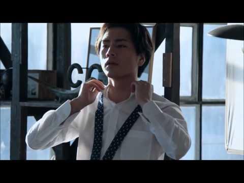 Hiroomi Tosaka Men's Apparel TV CM