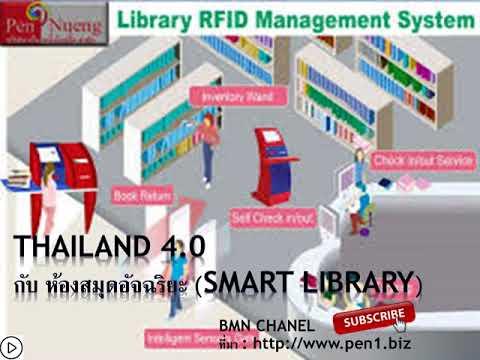 Thailand 4.0 กับ Smart Library