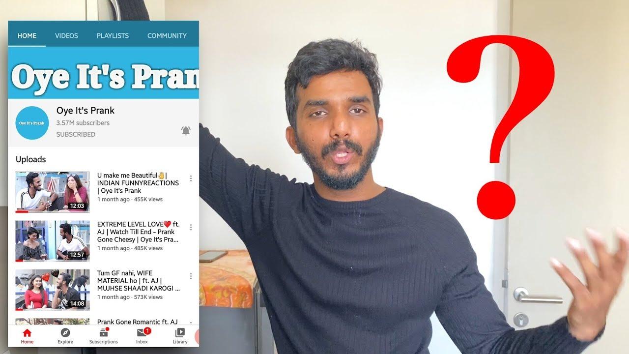 TOP 5 TELUGU PICKUP LINES😍ft. AJ | Oye It's Prank | Oye It's Majnu