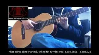 Mariage d'amour - guitar - daypiano.edu.vn