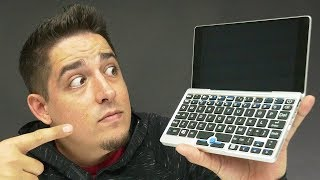 Ultra-Portable Laptop with Full Windows 10!