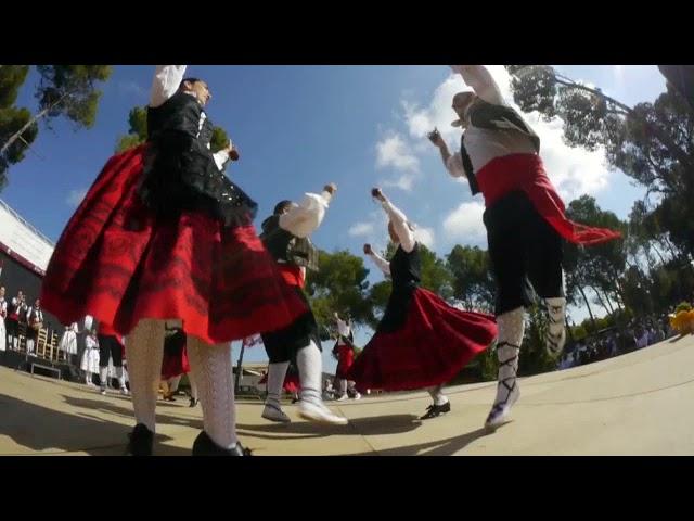 XXVII  Festival de Folklore de Villena. Las Virtudes