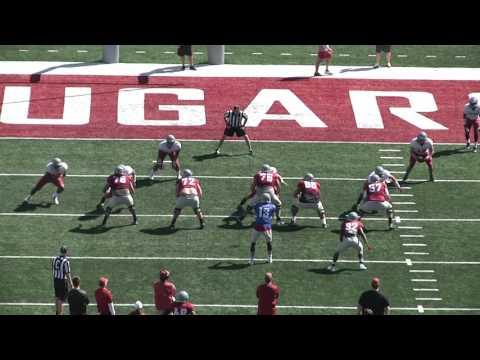 Washington State Football Highlights 1