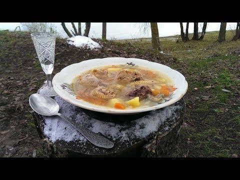 Суп из фазана в мультиварке
