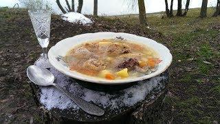 Суп из фазана видео