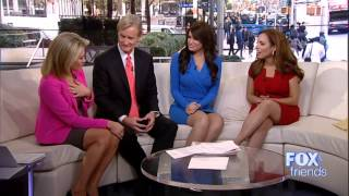 Heather Nauert, Kimberly Guilfoyle & Maria Molina ATSS 10/20/14