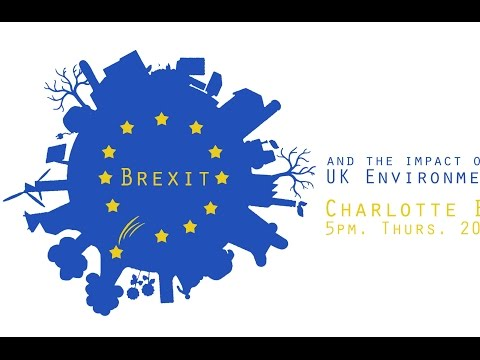 Brexit and the Impact on UK Environmental Policy