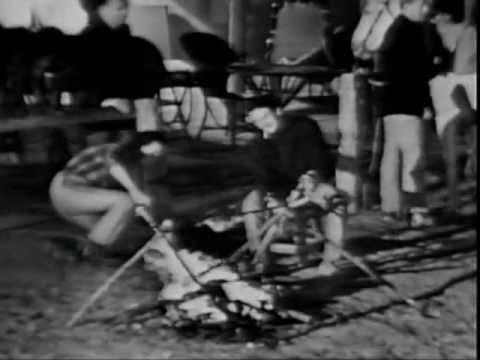 Le Mas de Cacharel, En direct de la Camargue, émission du 29 mai 1957