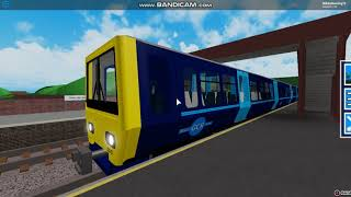 Riding at Class 323 on GCR Roblox