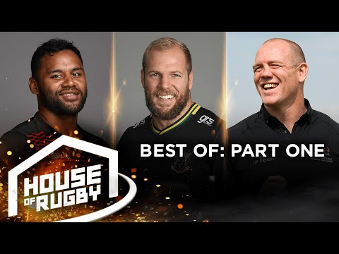 House of Rugby Best Bits with James Haskell, Billy Vunipola, Tadgh Furlong, Mike Tindall and Ben Ryan