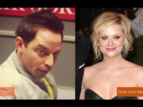 Amy Poehler Rumored To Be Dating Nick Kroll