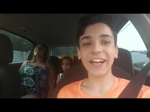 Vlog 02 - Comendo a fruta do milagre e Passeio no Hotel de SP