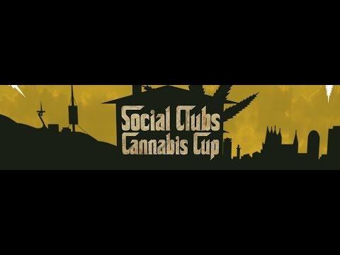 Social Clubs Cannabis Cup - Barcelona 2014