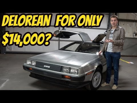 I Bought the Cheapest DeLorean in the USA by Mistake