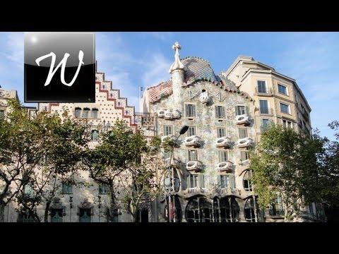 ◄ Casa Batlló, Barcelona [HD] ►