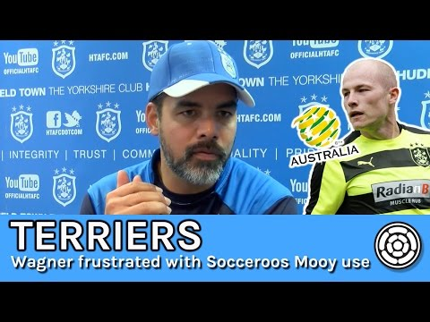 Wagner frustrated with Socceroos Mooy use