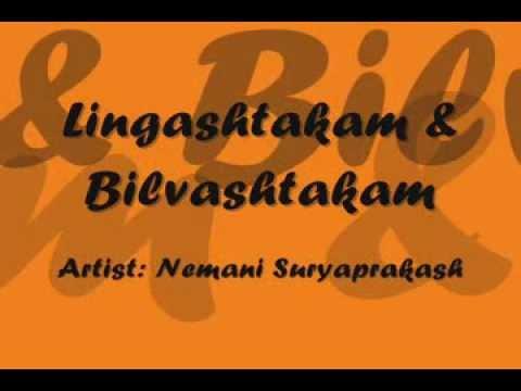 Lingashtakam - In sanskrit with meaning