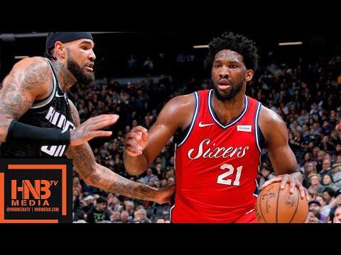 Philadelphia Sixers vs Sacramento Kings Full Game Highlights   02/02/2019 NBA Season