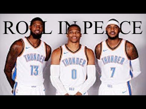 Oklahoma City Thunder Mix