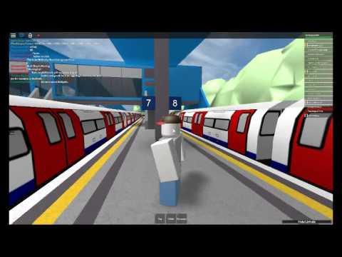 roblox train station games
