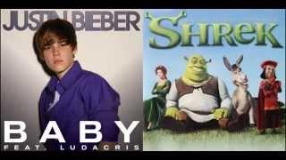 BabyStar (Mashup) - Smash Mouth vs. Justin Bieber