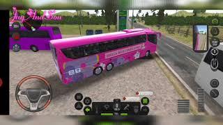 Bus simulator ultimate || mega bus lines screenshot 2