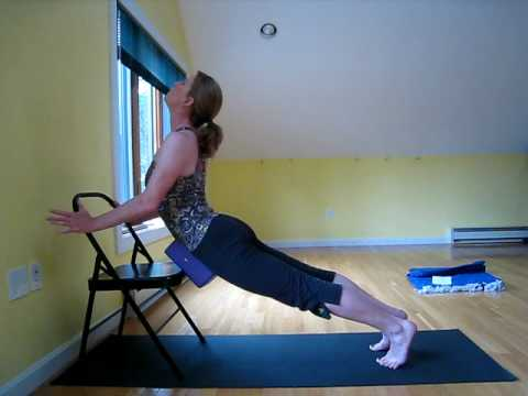 Urdhva Mukha Svanasana (Upward Facing Dog Pose) - YouTube