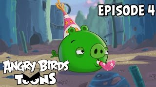 Angry Birds Toons | Another Birthday - S1 Ep4