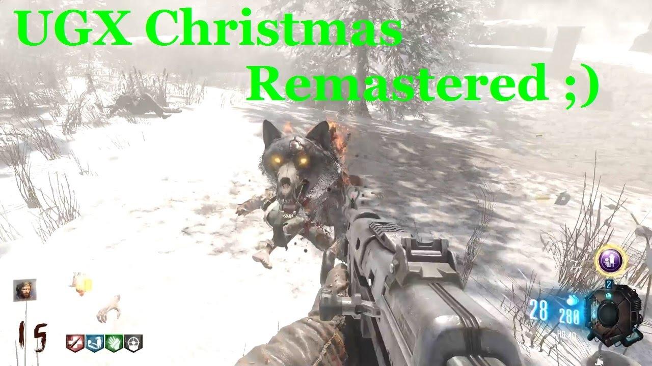 Black Ops III Zombies Custom Map (UGX Christmas Remastered) First ...