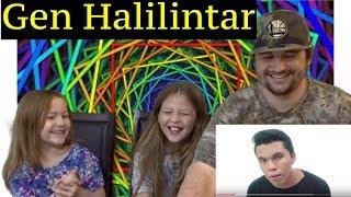 Dad And Daughters Reactions To Havana Camila Cabello Gen Halilintar 10 Kids Amp Mom
