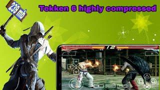 HOW TO DOWNLOAD TEKKEN6 HIGHLY COMPRESSED ISO FILE / HK