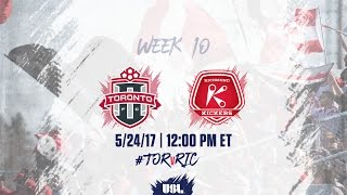 Toronto FC USL vs Richmond Kickers full match
