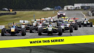 Why you should watch the Toyota Racing Series