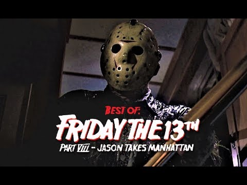 Best of FRIDAY THE 13TH PART VIII: JASON TAKES MANHATTAN