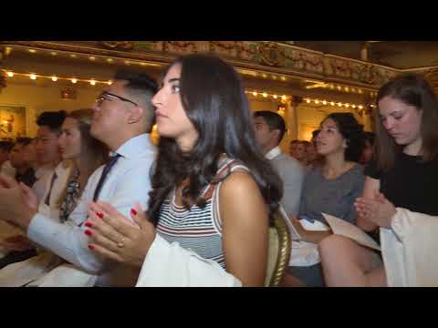 SUNY Downstate White Coat Ceremony 2017 - Class of 2021