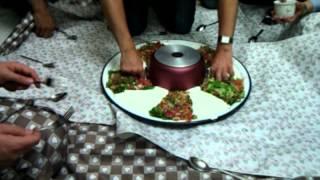 Ün Maklube yemeği Yapımı laleli 2012/05/18 (4)