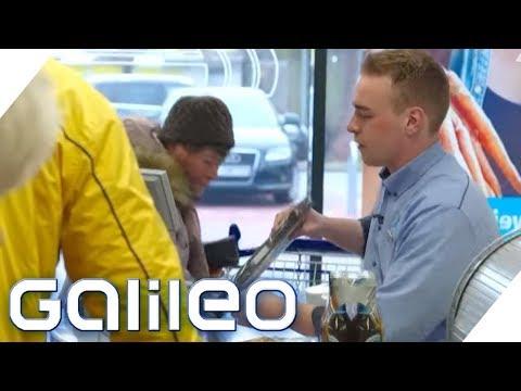 Die coole Aldi-Filiale der Zukunft | Galileo | ProSieben