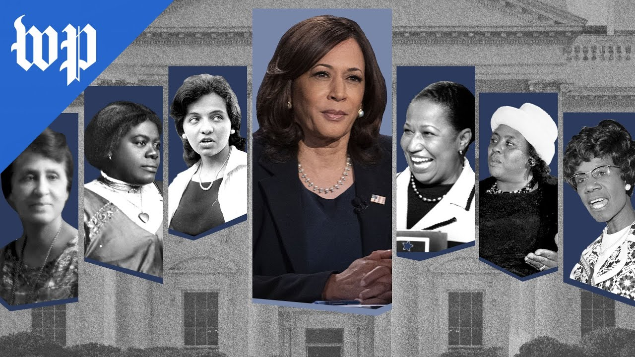 The Black women who changed America's future