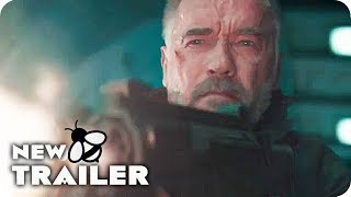 TERMINATOR  DARK FATE Trailer 2 (2019) Arnold Schwarzenegger Terminator 6 Movie