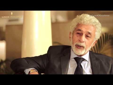 Louis Philippe - In Pursuit Of Excellence | Uncut conversation- Naseeruddin Shah with Vijay Amritraj