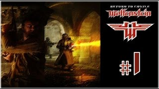 Return to Castle of Wolfenstein | Jugando en Español | Parte 1 | JP