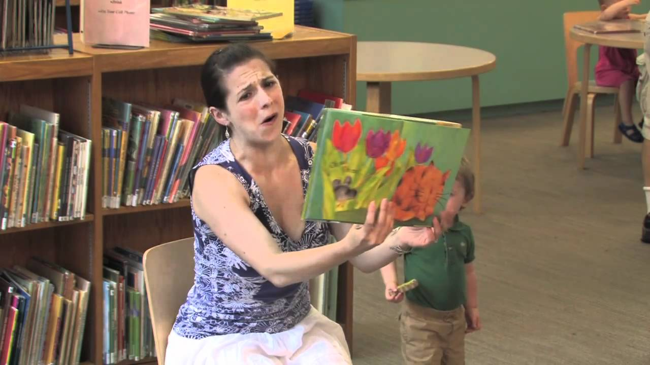 Toddler Story Time Epiphany Library Youtube