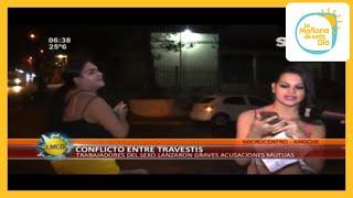 Conflicto en las calles de Asunción